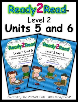 Ready2Read Level 2 Units 5 and 6