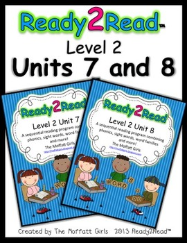 Ready2Read Level 2 Units 7 and 8
