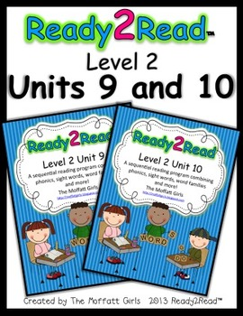 Ready2Read Level 2 Units 9 and 10
