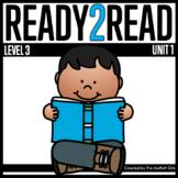 Ready2Read Level 3 Unit 1