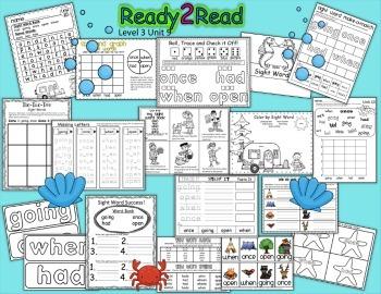 Ready2Read Level 3 Unit 10