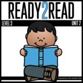 Ready2Read Level 3 Unit 2