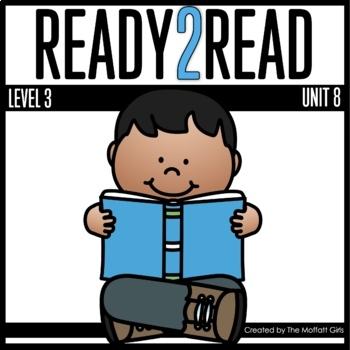 Ready2Read Level 3 Unit 8