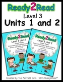 Ready2Read Level 3 Units 1 and 2
