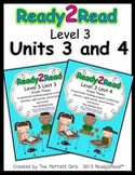 Ready2Read Level 3 Units 3 and 4