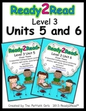 Ready2Read Level 3 Units 5 and 6