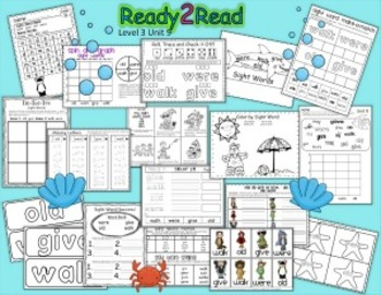 Ready2Read Level 3 Units 9 and 10
