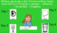 Core Ready ARCH Kindergarten Writing Slides for Smartboard