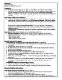 ReadyGEN 1st Grade: Unit 2, Mod. A, Lessons1-7 CCLS/Daniel