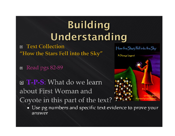 ReadyGEN 2016- 4th Grade- Unit 2.A Powerpoint Lessons EDITABLE