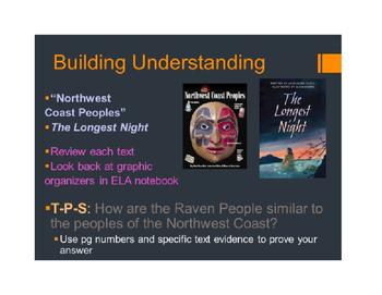 ReadyGEN 2016- 4th Grade- Unit 2.B Powerpoint Lessons EDITABLE