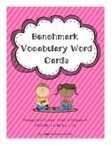 ReadyGEN 2016 Grade 1 Unit 6 Module A Benchmark Vocabulary Word Cards