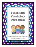 ReadyGEN 2016 Grade 1 Unit 6 Module B Benchmark Vocabulary Word Cards