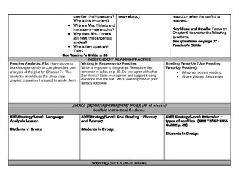 ReadyGEN 5th grade Unit 1A LESSON 4