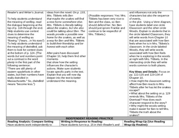 ReadyGEN 5th grade Unit 1A LESSON 6