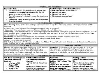 ReadyGEN 5th grade Unit 1A LESSON 7