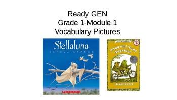 ReadyGEN-Grade 1-Unit 1-Module A Vocabulary/Stellaluna, Dragons and Giants
