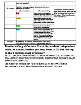 ReadyGEN Lesson 1 Grade 3