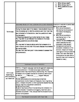 Unit 1 Module A ReadyGEN Lesson 12 Grade 3