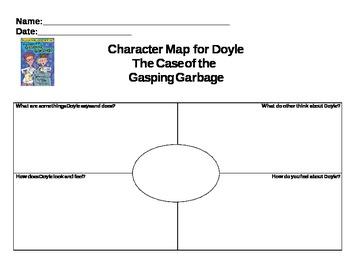 Unit 1 Module A ReadyGEN Lesson 4 Grade 3 Character Map