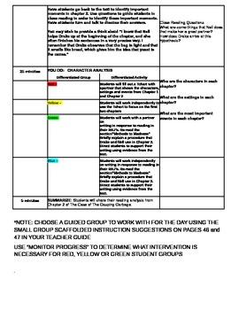 Unit 1 Module A ReadyGEN Lesson 5 Grade 3