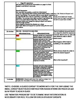 Unit 1 Module A ReadyGEN Lesson 6 Grade 3