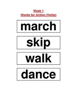 ReadyGEN (Ready GEN) Phonics Unit 2 Word Work for Word Wall