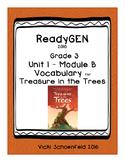 ReadyGEN Treasure in the Trees Vocabulary