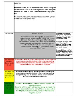 ReadyGEN Unit 3 Module A Lesson 11 Grade 3