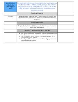 ReadyGEN Unit 3 Module A Lesson 18 Grade 3