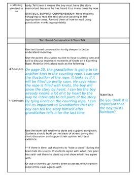 ReadyGEN Unit 3 Module A Lesson 5 Grade 3