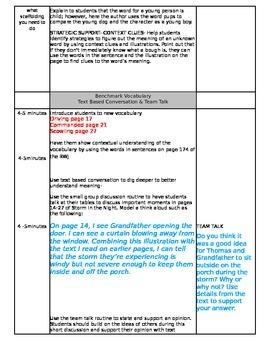 ReadyGEN Unit 3 Module A Lesson 6 Grade 3