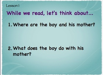 ReadyGEN Unit 4 Module A READ THE TEXT Keynote Slides for iPad Grade 3