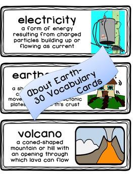 ReadyGEN Vocabulary Bundle for Grade 3 Unit 1 Module B