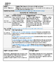 ReadyGen 2016 Lesson Plans Unit 2A - Word Wall Cards - EDITABLE - Grade 2