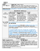 ReadyGen 2016 Lesson Plans Unit 2A - Word Wall Cards - EDITABLE - Grade 5