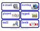 ReadyGen 2016 Lesson Plans Unit 2B - Word Wall Cards - EDITABLE -Kindergarten
