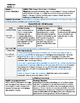 ReadyGen 2016 Lesson Plans Unit 3A - Word Wall Cards - EDITABLE - Grade 5
