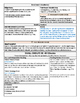 ReadyGen 2016 Lesson Plans Unit 3B - Word Wall Cards - EDI