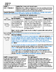 ReadyGen 2016 Lesson Plans Unit 3B - Word Wall Cards - EDITABLE - Grade 4