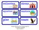 ReadyGen 2016 Lesson Plans Unit 4A - Word Wall Cards - EDI
