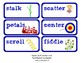 ReadyGen 2016 Lesson Plans Unit 5B - Word Wall Cards - EDITABLE -Kindergarten