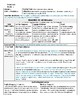 ReadyGen 2016 Lesson Plans Unit 6A - Word Wall Cards - EDITABLE - Grade 1