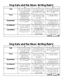 ReadyGen 2016 Selection Test Writing Rubric: King Kafu and