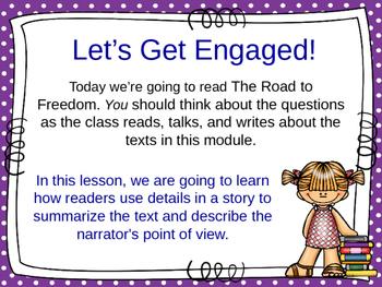 ReadyGen 2016 Unit 2 Module A - EDITABLE PowerPoint Lessons - Grade 5