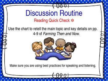 ReadyGen 2016 Unit 2 Module B - EDITABLE PowerPoint Lessons - Kindergarten