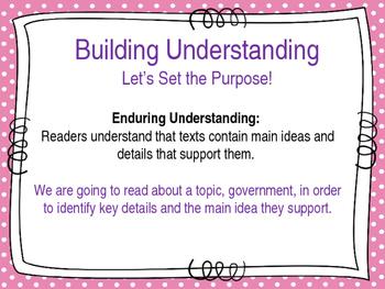 ReadyGen 2016 Unit 4 Module B - EDITABLE PowerPoint Lessons - Grade 3