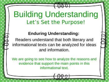 ReadyGen 2016 Unit 4 Module B - EDITABLE PowerPoint Lessons - Grade 4