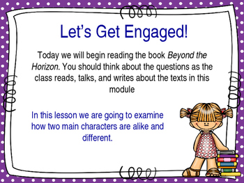 ReadyGen 2016 Unit 4 Module B - EDITABLE PowerPoint Lessons - Grade 5