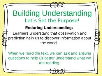 ReadyGen 2016 Unit 5 Module B - EDITABLE PowerPoint Lessons - Grade 1